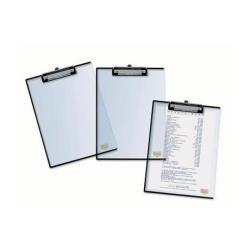 Boîte à archive Lebez - Porte-bloc - A4 - transparent