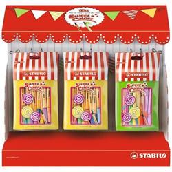 Stabilo - Pen 68 - point 88 mini sweet colors