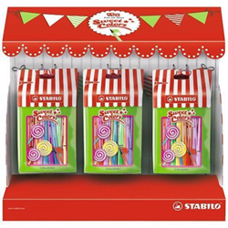 Stabilo - Pen 68 mini sweet colors