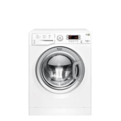 Lave-linge Hotpoint Ariston WMD 1044BX EU - Machine à laver - pose libre - largeur : 59.5 cm - profondeur : 60.5 cm - hauteur : 85 cm - chargement frontal - 71 litres - 10 kg - 1400 tours/min - blanc