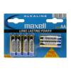 Pile Maxell - Maxell - Batterie 6 x AA