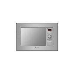 Micro-ondes encastrable Indesit MWI 122.1 X - Four micro-ondes grill - intégrable - 20 litres - 800 Watt - inox