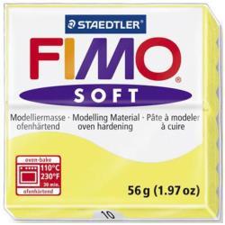 FIMO Soft - Pâte à modeler - 57 g - citron
