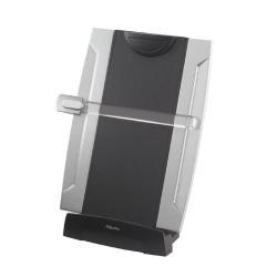 Fellowes Office Suites Desktop Copyholder with Memo Board - Porte-copie - noir