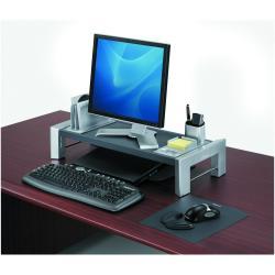 Support Fellowes Professional Series Flat Panel Workstation - Pied pour structure plate - Taille d'écran : jusqu'à 21 pouces