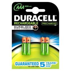 Pile Duracell - Aaa precharged