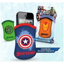 Housse JoyStyle&Friends Marvel Avengers Assemble - Housse pour téléphone portable - Néoprène