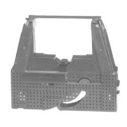 Ruban Olivetti - 1 - noir - 17 mm x 185 m - ruban d'impression