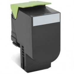 Toner Lexmark - 802c toner return program nero