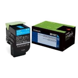 Toner Lexmark - 80c2sc0