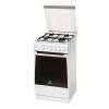 Cucina a gas Indesit - Kn1g2s(w)/i s