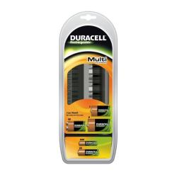 Chargeur Duracell MultiCharger CEF22 - Chargeur de batterie - 4xAA/AAA, 4xC/D, 1x9V