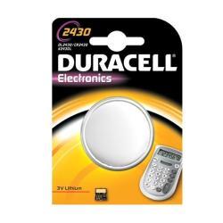 Pila Duracell - Dl2430/cr2430