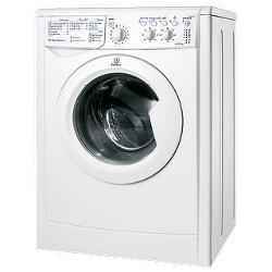 Lave-linge Indesit Innex IWSC 51051 C ECO - Machine � laver - pose libre - largeur : 59.5 cm - profondeur : 41.4 cm - hauteur : 85 cm - chargement frontal - 40 litres - 5 kg - 1000 tours/min - blanc