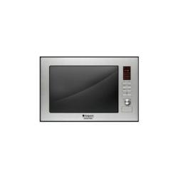 Micro ondes Hotpoint Ariston Newstyle MWHA 222.1 X - Four micro-ondes grill - int�grable - 25 litres - 1000 Watt - inox
