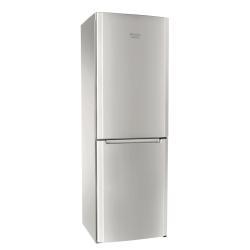 Réfrigérateur Hotpoint - Réfrigérateur/congélateur - pose libre - congélateur bas
