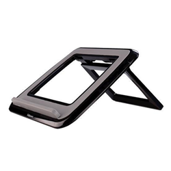 Support pour LCD Fellowes I-Spire Series Quick Lift - Support pour ordinateur portable - noir