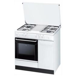 Cucina a gas Indesit - K9g21s(w)/i s