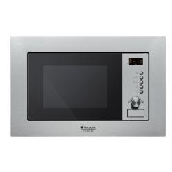 Micro-ondes encastrable Hotpoint Ariston Newstyle MWA 121.1 X/HA - Four micro-ondes monofonction - intégrable - 20 litres - 800 Watt - inox