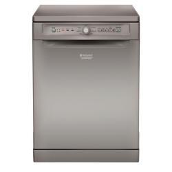 Lave-vaisselle Hotpoint Ariston LFK 7M121 X IT - Lave-vaisselle - pose libre - largeur : 60 cm - profondeur : 60 cm - hauteur : 85 cm