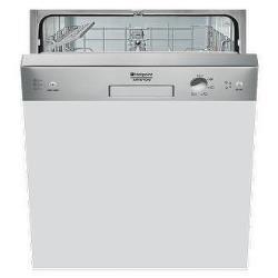 Lave-vaisselle intégrable Hotpoint Ariston Newstyle LSB 5B019 X EU - Lave-vaisselle - intégrable - Niche - largeur : 60 cm - inox