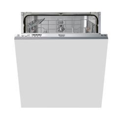 Lave-vaisselle Hotpoint Ariston ELTB 4B019 EU - Lave-vaisselle - int�grable - largeur : 59.5 cm - profondeur : 57 cm - hauteur : 82 cm