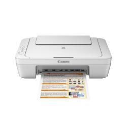 Imprimante  jet d'encre multifonction Canon PIXMA MG2550 - Imprimante multifonctions - couleur - jet d'encre - 216 x 297 mm (original) - A4/Legal (support) - jusqu'à 8 ipm (impression) - 60 feuilles - USB 2.0