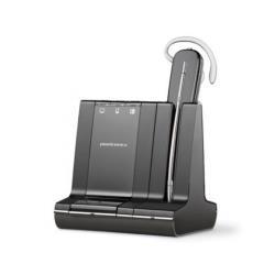 Plantronics Savi W740 - 700 Series - casque - convertible - sans fil - DECT