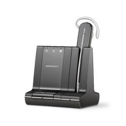 Plantronics Savi W740-M - 700 Series - casque - convertible - sans fil - DECT