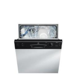 Lave-vaisselle intégrable Indesit DPG 16B1 A K EU - Lave-vaisselle - intégrable - largeur : 59.6 cm - profondeur : 57 cm - hauteur : 82 cm - noir