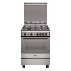 Cucina a gas Hotpoint - H6gg1f (x) it