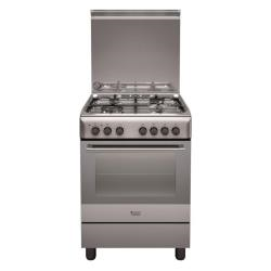 Cucina a gas Hotpoint - H6tmh2af (x) it