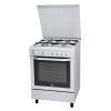 Cuisinière à gaz Indesit - Indesit I6GG1F(W)/I -...
