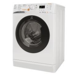 Machine à laver séchante Indesit Innex XWDA 751280X W - Machine à laver séchante - pose libre - largeur : 59.5 cm - profondeur : 54 cm - hauteur : 85 cm - chargement frontal - 52 litres - 7 kg - 1200 tours/min - blanc