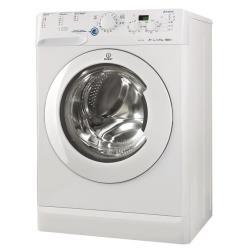 Lave-linge Indesit - Machine � laver - pose libre - chargement frontal - 1000 tours/min