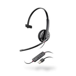 Plantronics Blackwire C310 - 300 Series - casque - sur-oreille