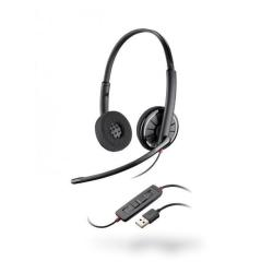 Plantronics Blackwire C320-M - 300 Series - casque - sur-oreille