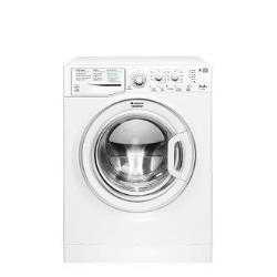 Lave-linge Hotpoint Ariston WMSL 602 IT - Machine à laver - pose libre - largeur : 59 cm - profondeur : 42 cm - hauteur : 85 cm - chargement frontal - 6 kg - 1000 tours/min - blanc
