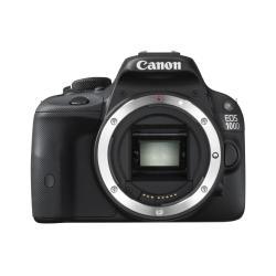 Fotocamera reflex Eos 100d body Nero- canon - monclick.it