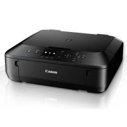 Imprimante  jet d'encre multifonction Canon PIXMA MG5550 - Imprimante multifonctions - couleur - jet d'encre - 216 x 297 mm (original) - A4/Legal (support) - jusqu'� 12.2 ipm (impression) - 100 feuilles - USB 2.0, Wi-Fi(n)