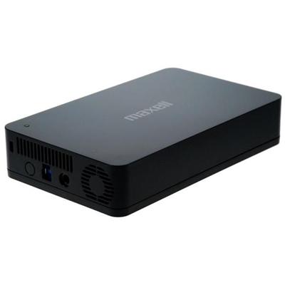 Maxell - HD E-SERIES-4 TB-3.5 USB 3.0