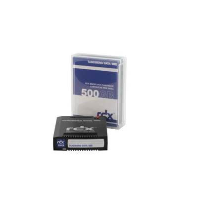 Tandberg - RDX WORM CARTUCCIA 500 GB CARTRDIGE