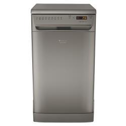 Lave-vaisselle Hotpoint Ariston Elexia LSFF 9H124 CX EU - Lave-vaisselle - pose libre - largeur : 45 cm - profondeur : 60 cm - hauteur : 85 cm - inox