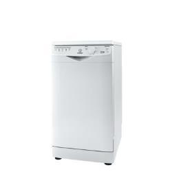 Lave-vaisselle Indesit DSR 15B1 EU - Lave-vaisselle - pose libre - largeur : 45 cm - profondeur : 60 cm - hauteur : 85 cm - blanc