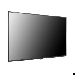 """Écran LFD LG 86UH5C - Classe 86"""" - UH5B écran DEL - signalisation numérique - 4K UHD (2160p) - noir"""
