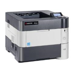 Imprimante laser Kyocera FS-4100DN/KL3 - Imprimante - monochrome - Recto-verso - laser - A4/Legal - 1200 ppp - jusqu'� 45 ppm - capacit� : 600 feuilles - USB, Gigabit LAN, h�te USB avec 3 ans d'assistance KYOlife