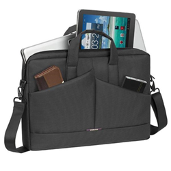 Borsa 8731 diagonal plus borsa trasporto notebook