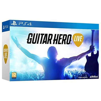 Activision - PS4 GUITAR HERO LIVE