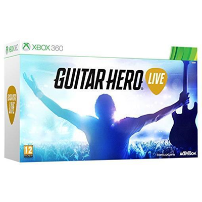 Activision - X360 GUITAR HERO LIVE