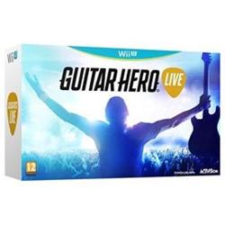 Videogioco Activision - Guitar hero live Wii u